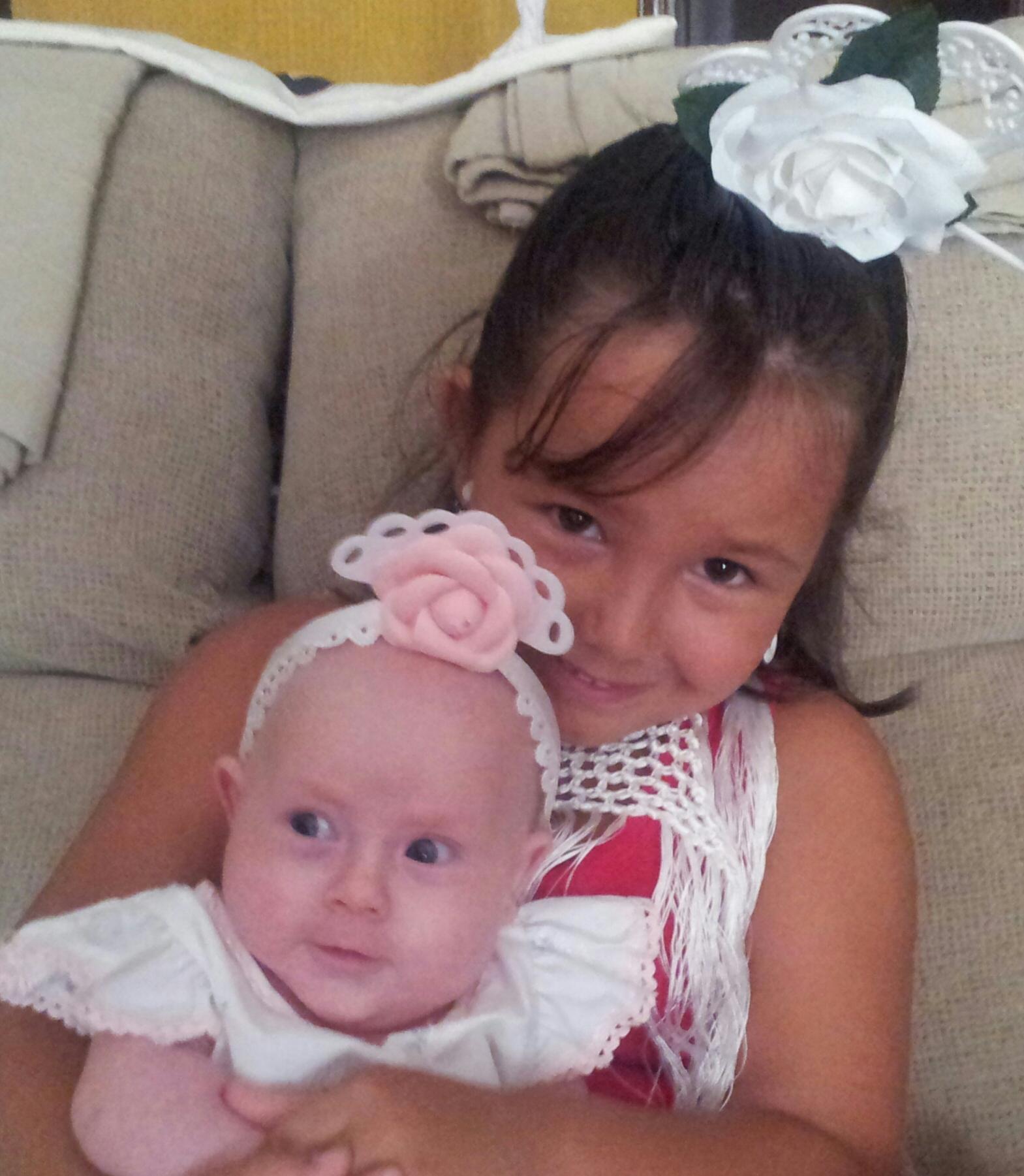 Patricia y Adrinana
