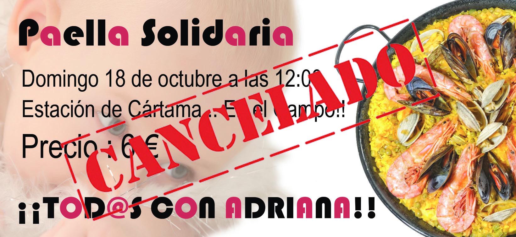 Paella Solidaria Cancelada, Síndrome de Angelman, Apadrina un Ángel