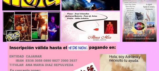 Macro concierto, Síndrome de Angelman, Apadrina un Ángel