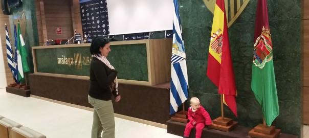 Málaga, Síndrome de Angelman, Apadrina un Ángel