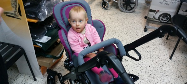 Silla Rehabilitadora, Síndrome de Angelman, Apadrina un Ángel
