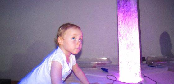 Sala Sensorial, Síndrome de Angelman, Apadrina un Ángel