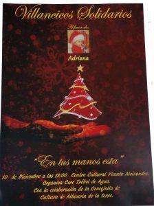 Villancicos Solidarios, Apadrina un Ángel, Síndrome de Angelman