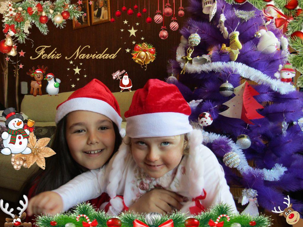 Feliz Navidad,  Síndrome de Angelman, Apadrina un Ángel