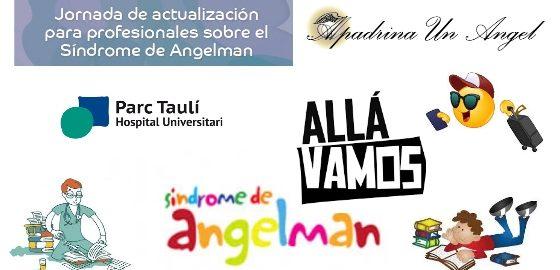 Jornadas Profesionales, Síndrome de Angelman, Apadrina un Ángel