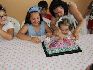Cumpleaños, Síndrome de Angelman, Apadrina un Ángel