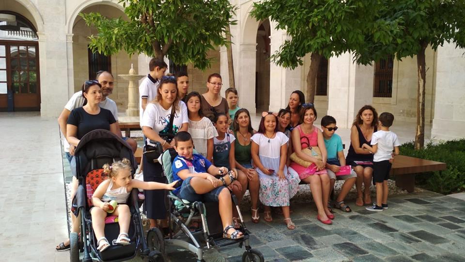 Fundación Andrés Olivares, Apadrina un Ángel, Síndrome de Angelman