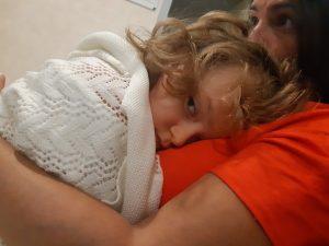 Urgencias, Apadrina un Ángel, Síndrome de Angelman