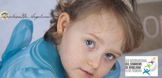 Día Internacional del Síndrome de Ángel, Apadrina un Ángel, Síndrome de Angelman