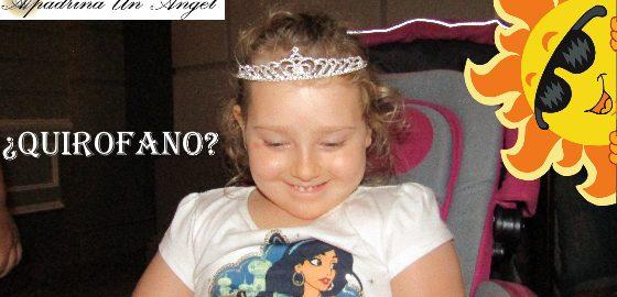 Amigdalas y vegetaciones, Apadrina un Ángel, Síndrome de Angelman