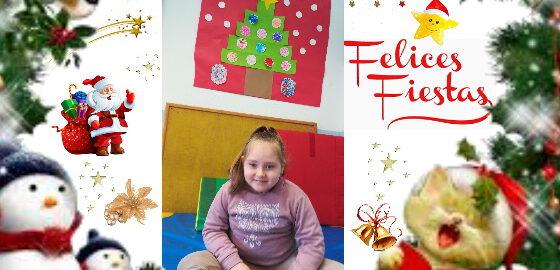 Feliz Navidad, Apadrina un Ángel, Síndrome de Angelman